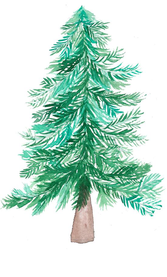 DIYnachten Baum